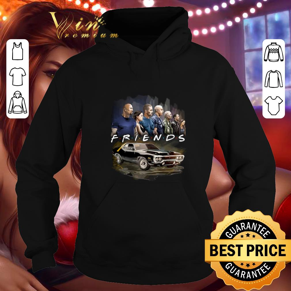 Funny Friends Fast And Furious shirt 4 - Funny Friends Fast And Furious shirt