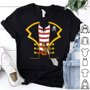 Funny Pirate Costume Party Halloween shirt