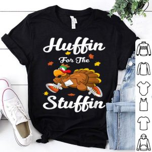Hot Huffin For The Stuffin Thanksgiving Turkey Trot 5k Race shirt