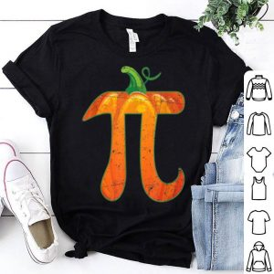 Hot Pumpkin Pi Halloween Costume Math Pun Gift shirt