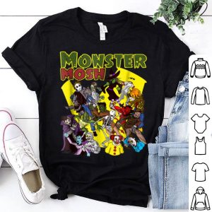 Nice Monster Horror Movie Parody Halloween Group shirt