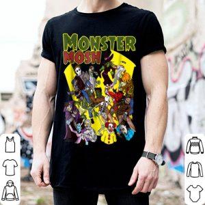 Nice Monster Horror Movie Parody Halloween Group shirt