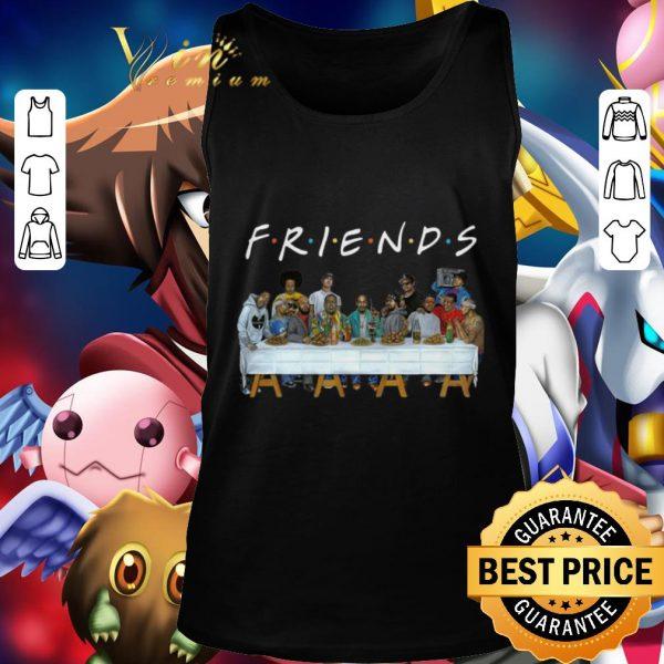 Original Friends American Legend rappers shirt