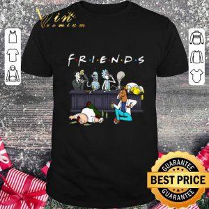 Original Friends Sterling Archer Bender Rick Roger Homer Simpson Bojack Horseman Peter Griffin shirt