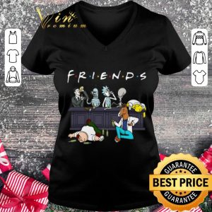 Original Friends Sterling Archer Bender Rick Roger Homer Simpson Bojack Horseman Peter Griffin shirt 1