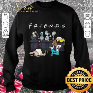 Original Friends Sterling Archer Bender Rick Roger Homer Simpson Bojack Horseman Peter Griffin shirt 2