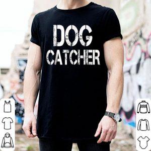 Original Halloween Dog Catcher Costume shirt