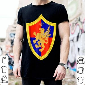 Original Medieval Costume Halloween Knight Armor shirt