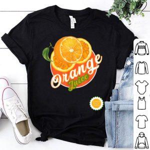 Premium Orange Juice Box Halloween Costume for Box of friends shirt