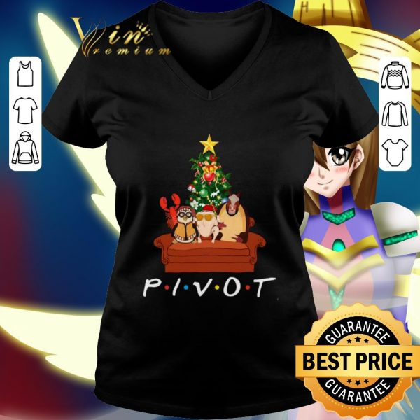 Premium Pivot Friends Christmas shirt