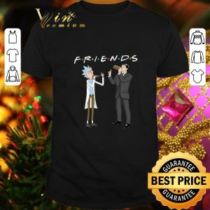 Pretty Friends Rick And Morty Archer shirt