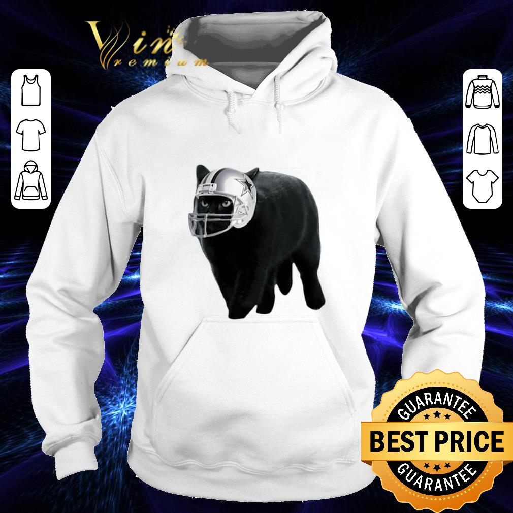 Awesome Black Cat Hot Boyz Dallas Cowboys shirt 4 - Awesome Black Cat Hot Boyz Dallas Cowboys shirt
