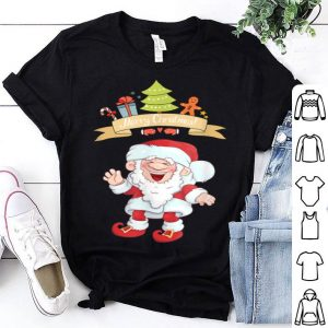 Awesome Lovely Santa Happy Holidays 2020 - Christmas Pajama shirt