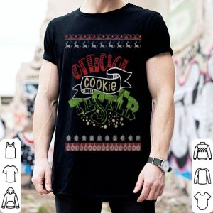 Beautiful Christmas - Official Cookie Tester shirt