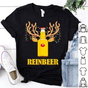 Nice Reinbeer - Funny Reindeer Christmas Beer shirt