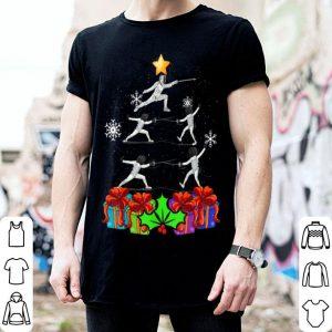 Official Fencing Christmas Tree Decor Gift Xmas Stockings shirt