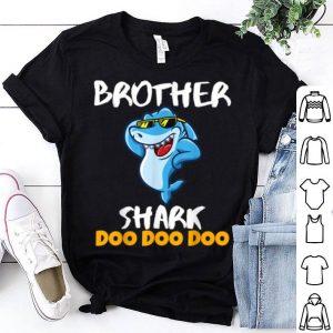 Premium Brother Shark Doo Doo Christmas Gift Idea Bro Uncle sweater