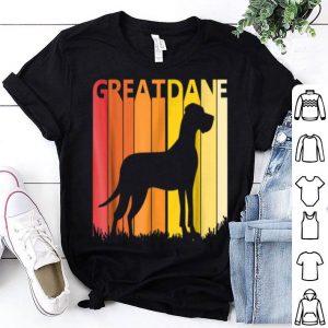 Premium Retro Great Dane Dog Ugly Christmas Pajama Gift shirt