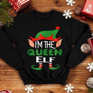 Pretty Queen Elf Pjs Matching Family Group Christmas Pj Top shirt