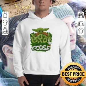 Awesome Baby Yoda stop it now Goose shirt 2