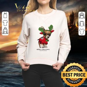 Awesome Chihuahua Merry Christmas and Happy New Year shirt