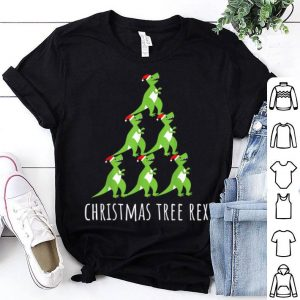 Awesome Christmas Tree-Rex Dino Funny Boy Girl Holiday Gift sweater