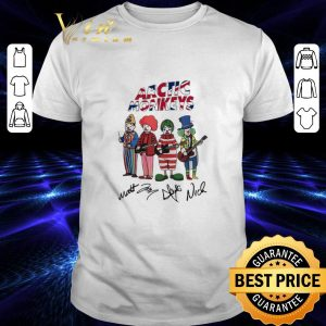 Awesome Clown Arctic Monkeys signatures shirt