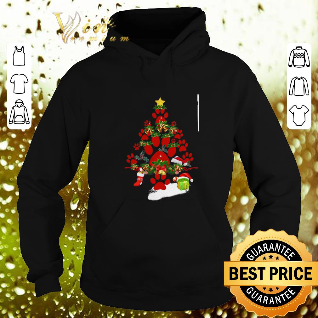 Awesome Paw dog Christmas tree gift shirt 4 - Awesome Paw dog Christmas tree gift shirt