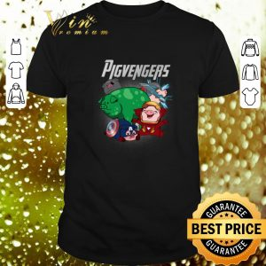 Awesome Pig Marvel Avengers Pigvengers shirt