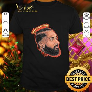 Awesome Rip Nipsey Hussle on his Rap Album top Casual shirt