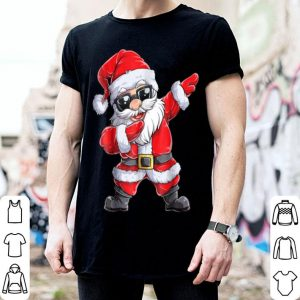 Beautiful Dabbing Santa Kids Christmas Boys Men Xmas Gifts Tees sweater