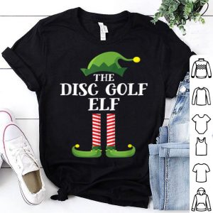 Beautiful Disc Golf Elf Matching Family Group Christmas Party Pajama sweater