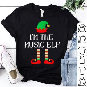 I'm The Music Elf Matching Family Group Christmas sweater