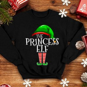 Nice The Princess Elf Group Matching Family Christmas Gift Funny sweater