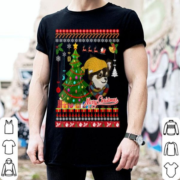 Original Chihuahua Dog Christmas Ugly Sweater Chihuahua Xmas Gift sweater