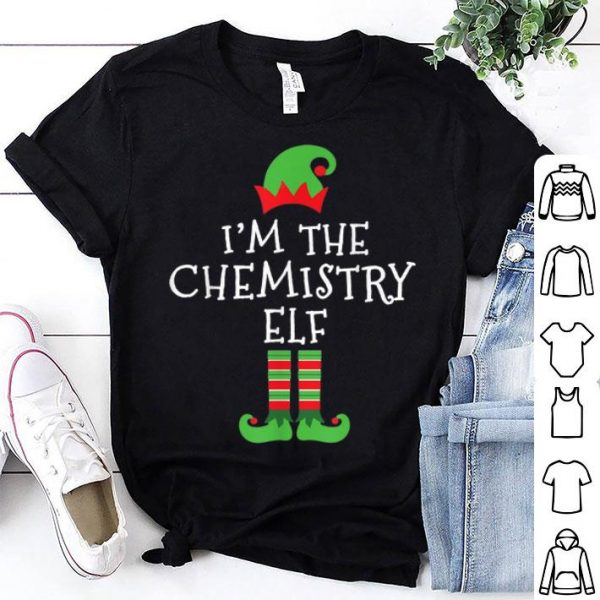 Premium I'm The Chemistry Elf Matching Family Group Christmas sweater