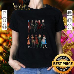 Pretty Avengers Endgame Super Heroes Woman shirt