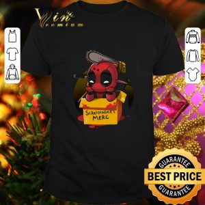 Pretty Deadpool Schrodinger's Merc shirt