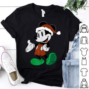 Pretty Disney Christmas Mickey Mouse sweater