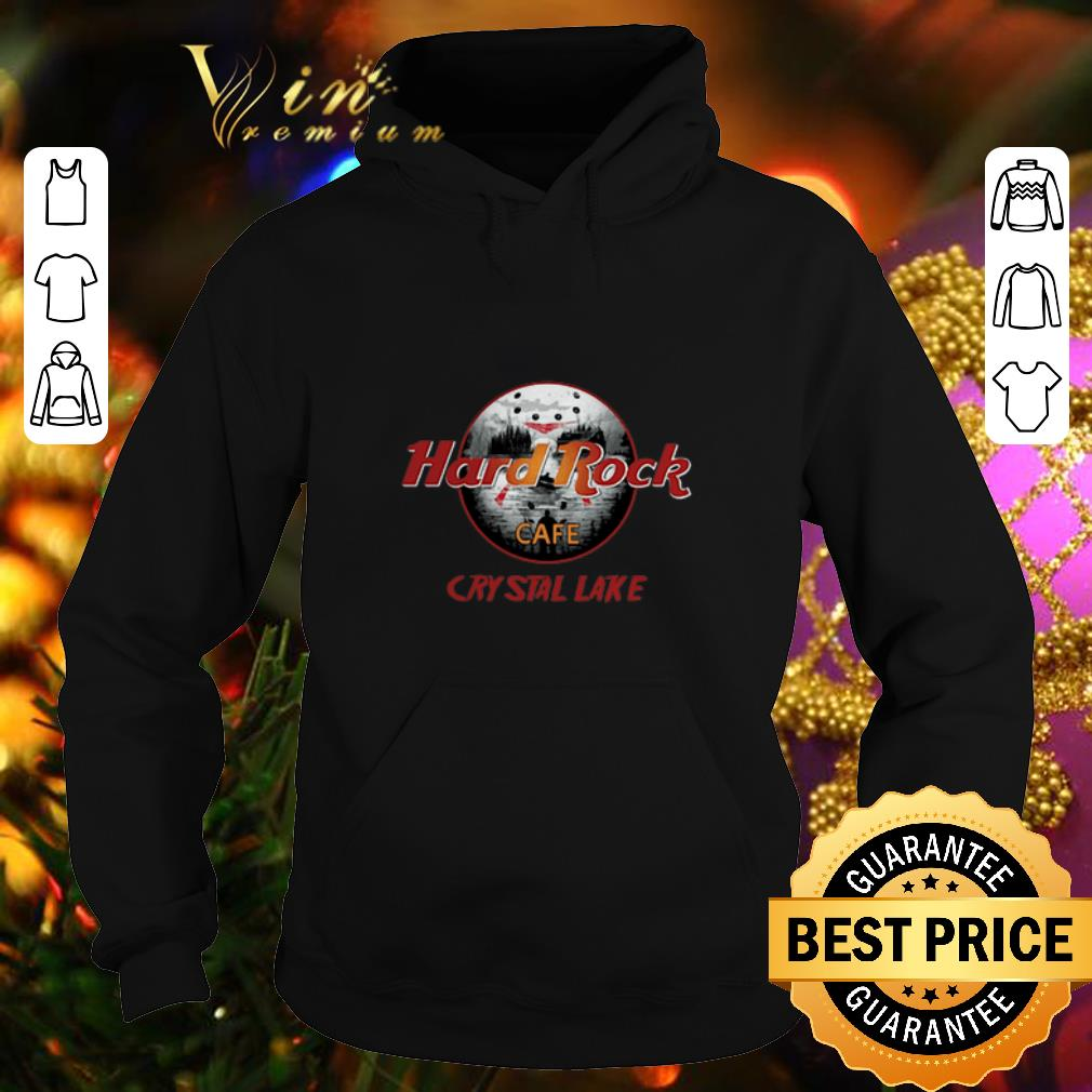 Pretty Hard Rock Cafe Crystal Lake shirt 4 - Pretty Hard Rock Cafe Crystal Lake shirt