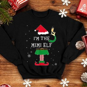 Top Mimi Elf Christmas Pajamas Elves Gifts sweater