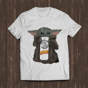 Awesome Star Wars Baby Yoda Hug Claw Hard Seltzer shirt