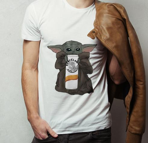 Awesome Star Wars Baby Yoda Hug Claw Hard Seltzer shirt 4 - Awesome Star Wars Baby Yoda Hug Claw Hard Seltzer shirt