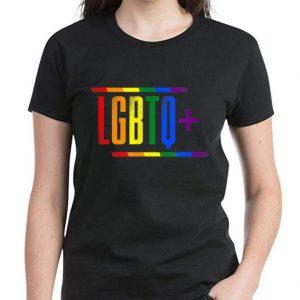 Nice LGBTQ+ Rainbow Love shirt 2