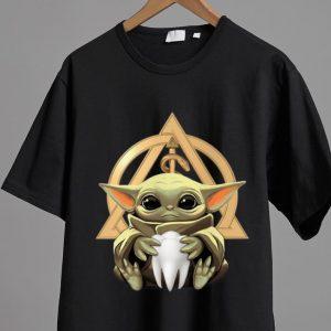 Original Star Wars Baby Yoda Hug Dentist shirt