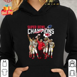 Awesome Super Bowl LIV Champions Kansas City Chiefs shirt