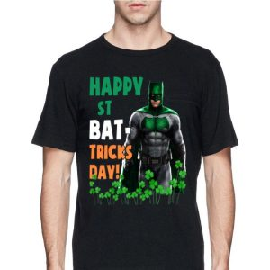 Bat Man Happy St Bat Tricks Day shirt