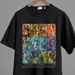 Premium Celebration Mural Art Panels Star Wars shirt