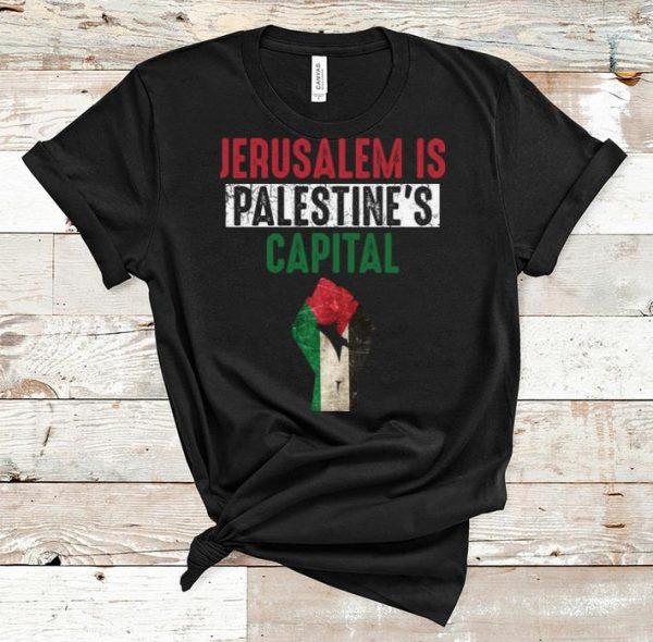 Premium Jerusalem Is Palestine's Capital shirt