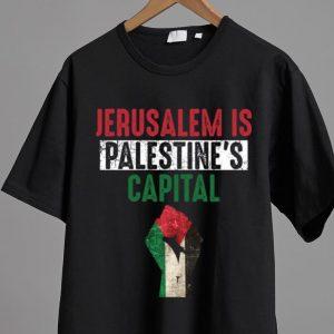 Premium Jerusalem Is Palestine's Capital shirt 1